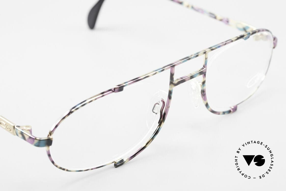 Cazal 753 90er Designer Brillenfassung