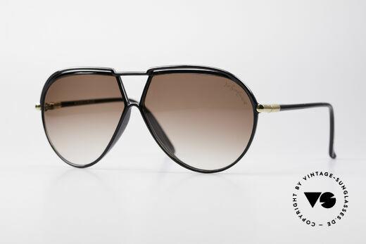 Yves Saint Laurent 8129 Y22 70er Designer Sonnenbrille Details