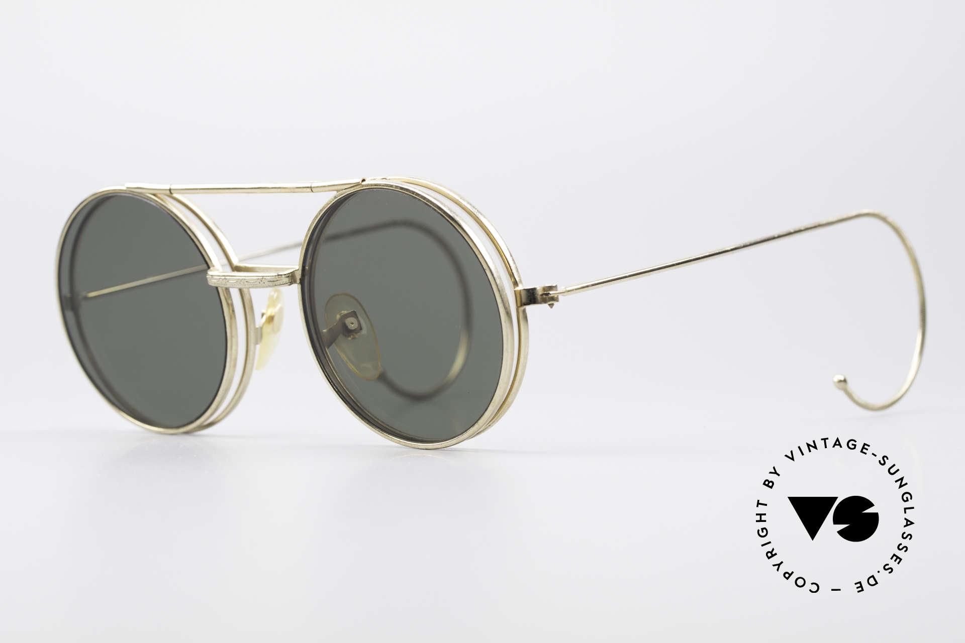 Django Unchained Kultige Filmsonnenbrille, durch den Film 'Django Unchained' weltbekannt geworden, Passend für Herren