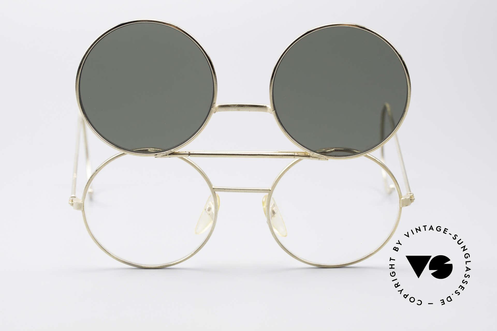 Django Unchained Kultige Filmsonnenbrille, Jamie Foxx trägt permanent ein solches Modell im Film, Passend für Herren