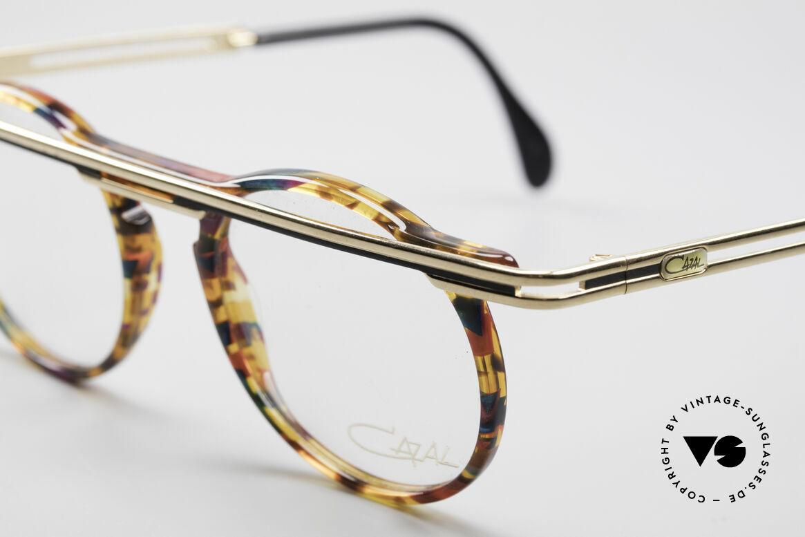Cazal 648 Original Cari Zalloni Brille, ein echtes Meisterstück (kostbar und einzigartig), Passend für Herren und Damen
