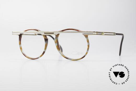 Cazal 648 90er Cari Zalloni Vintage Brille Details