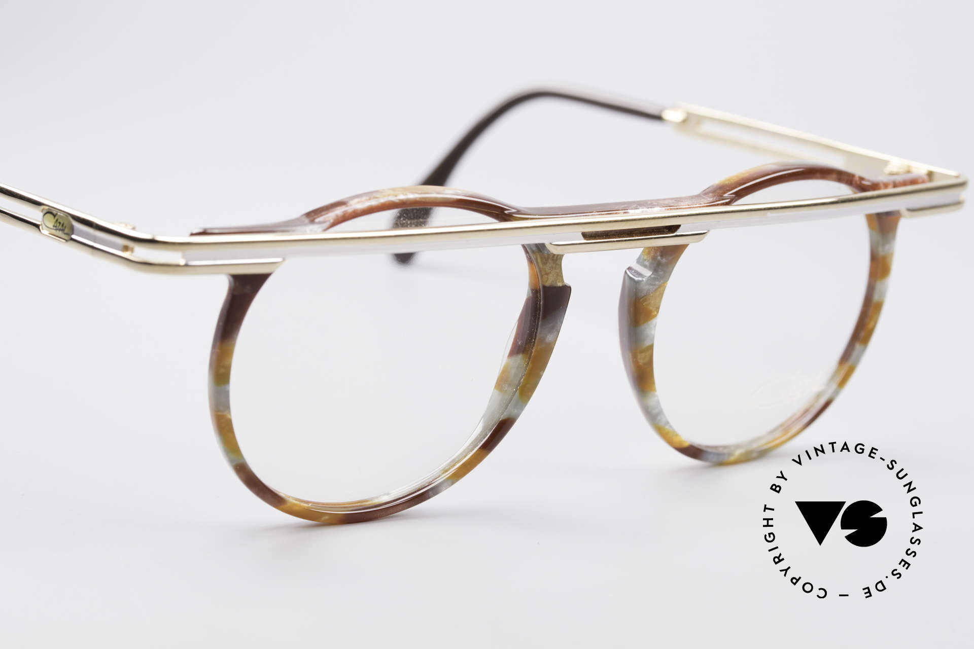 Cazal 648 90er Cari Zalloni Vintage Brille, ungetragen (wie alle unsere vintage Cazal Brillen), Passend für Herren und Damen