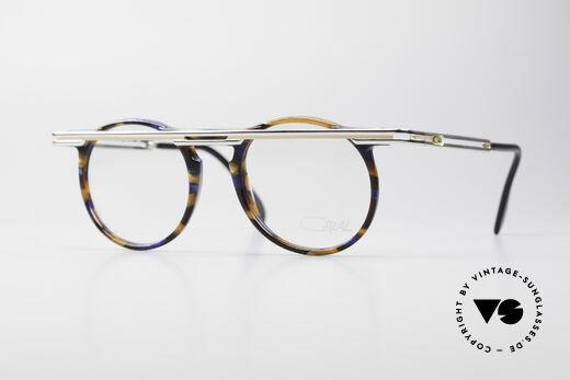 Cazal 648 Cari Zalloni 90er Vintage Brille Details