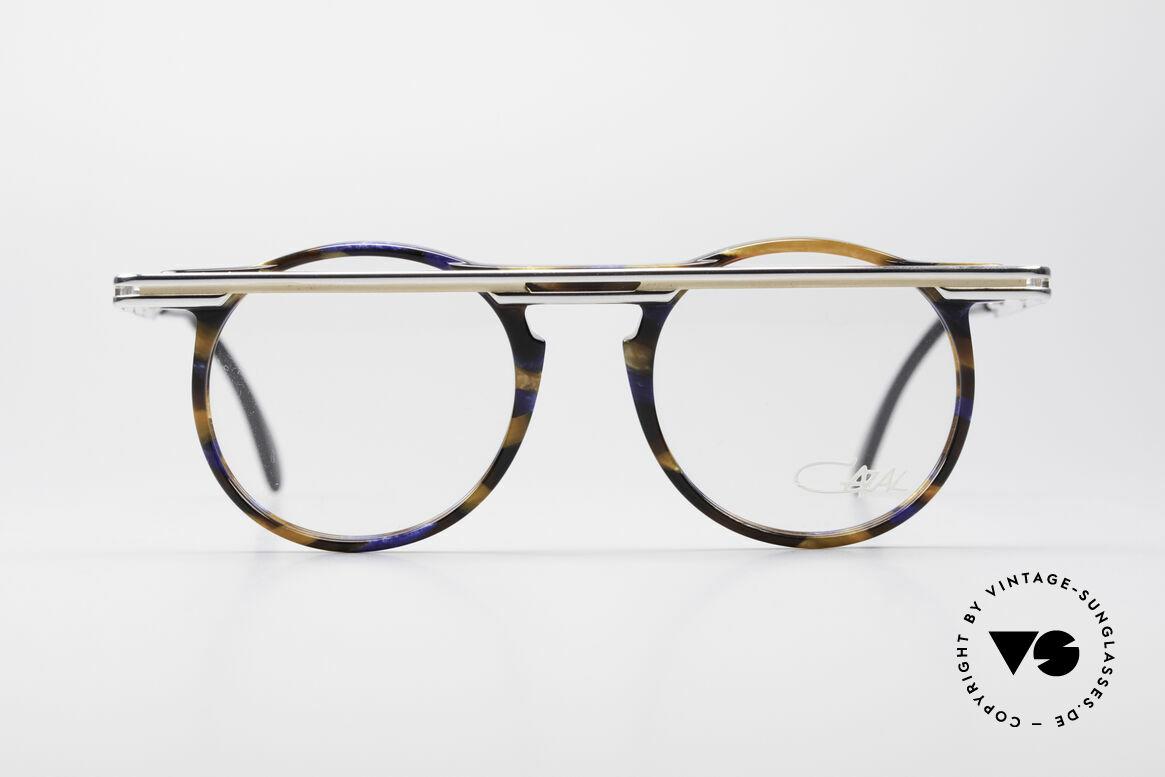 Cazal 648 Cari Zalloni 90er Vintage Brille, vom Designer Cari Zalloni getragen (siehe Booklet), Passend für Herren und Damen