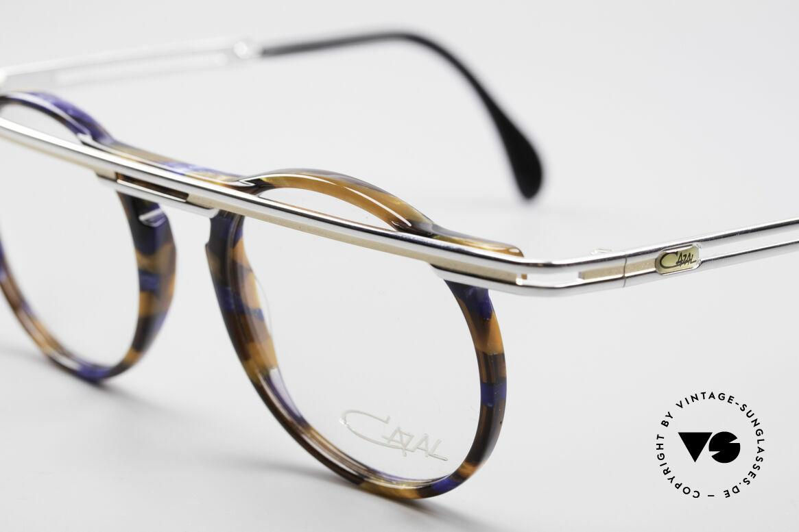 Cazal 648 Cari Zalloni 90er Vintage Brille, ein echtes Meisterstück (kostbar und einzigartig), Passend für Herren und Damen