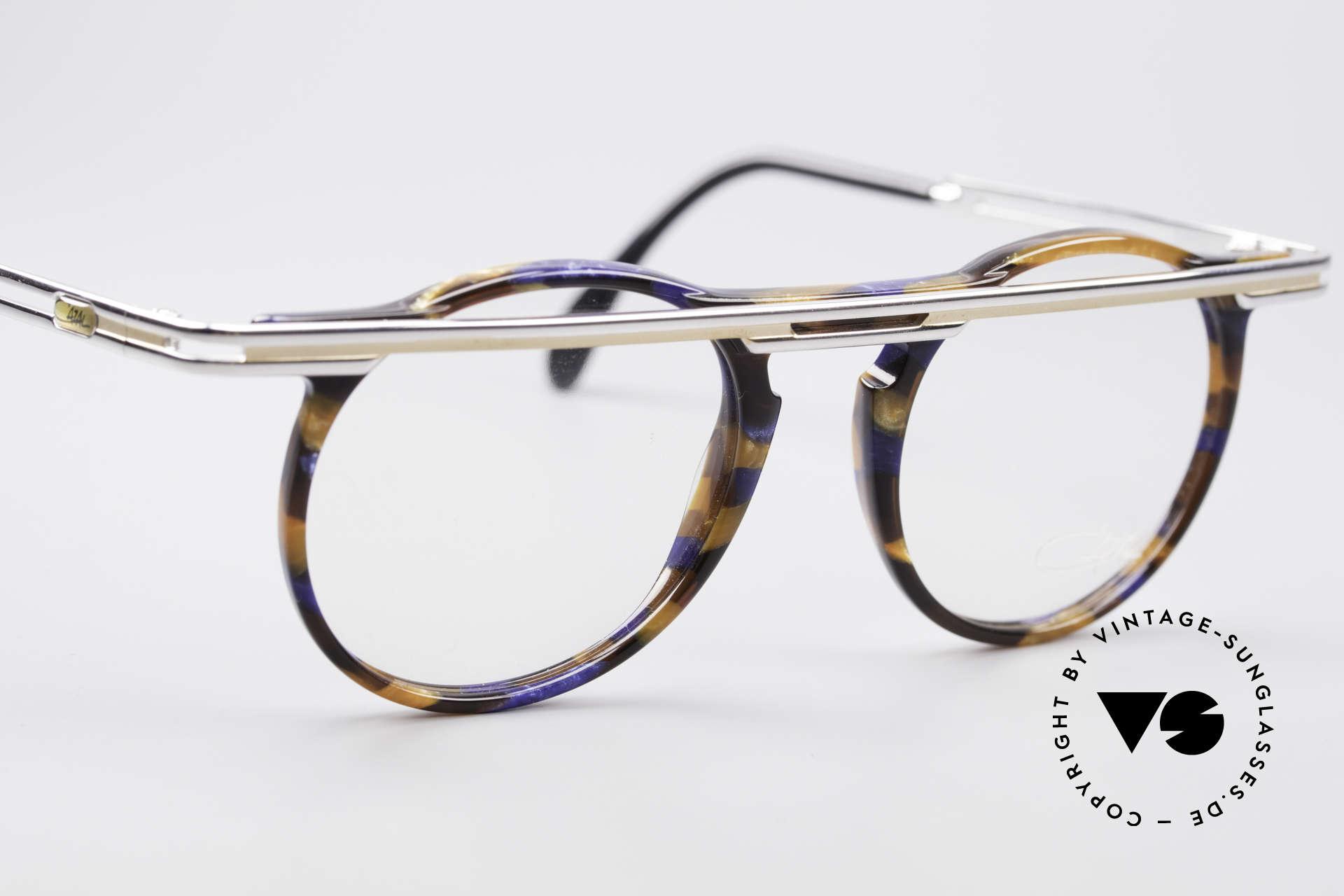 Cazal 648 Cari Zalloni 90er Vintage Brille, ungetragen (wie alle unsere vintage Cazal Brillen), Passend für Herren und Damen