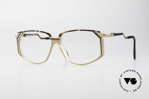 Cazal 346 Hip Hop Vintage Designer Brille Details