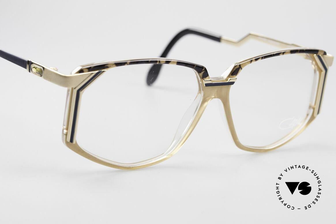 Cazal 346 Hip Hop Vintage Designer Brille, KEINE Retrobrille, sondern ein 25 Jahre altes Original, Passend für Herren und Damen