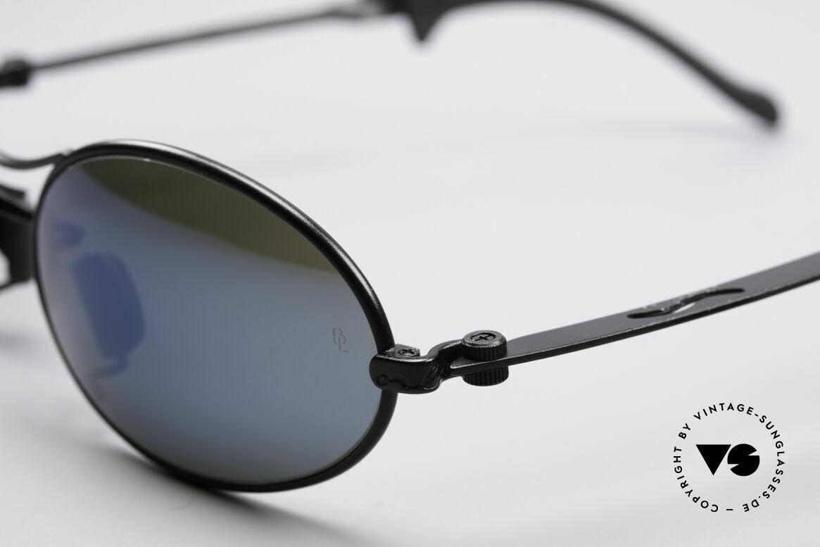 Ray Ban Orbs 9 Base Oval Blue Mirror B&L USA Brille, ORBS: Abk. für Outrageous, Radical, Bold, Seductive, Passend für Herren