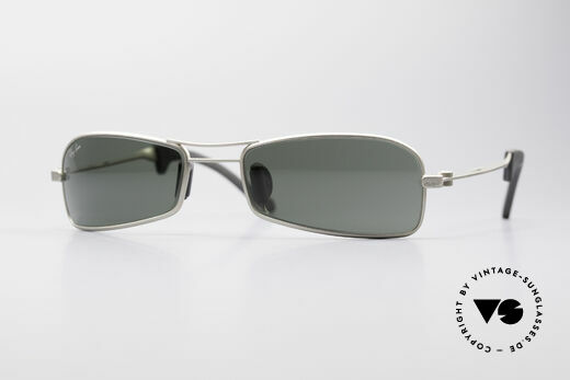 Ray Ban Orbs 9 Base Square G15 Grün B&L USA Brille Details