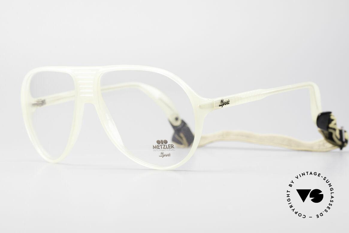 Metzler 0102 Echt Vintage 80er Sportbrille