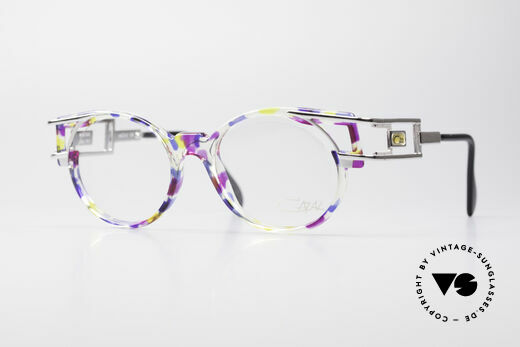 Cazal 353 Old School Hip Hop Brille Details