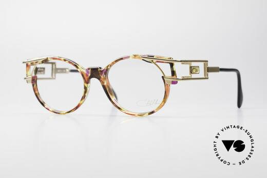 Cazal 353 90er Old School Vintage Brille Details