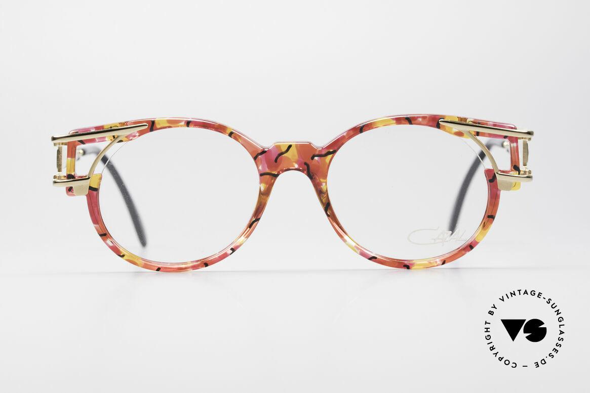 Cazal 353 Old School Hip Hop Fassung, damals schon als Hip-Hop-Brille schlechthin bekannt, Passend für Herren und Damen