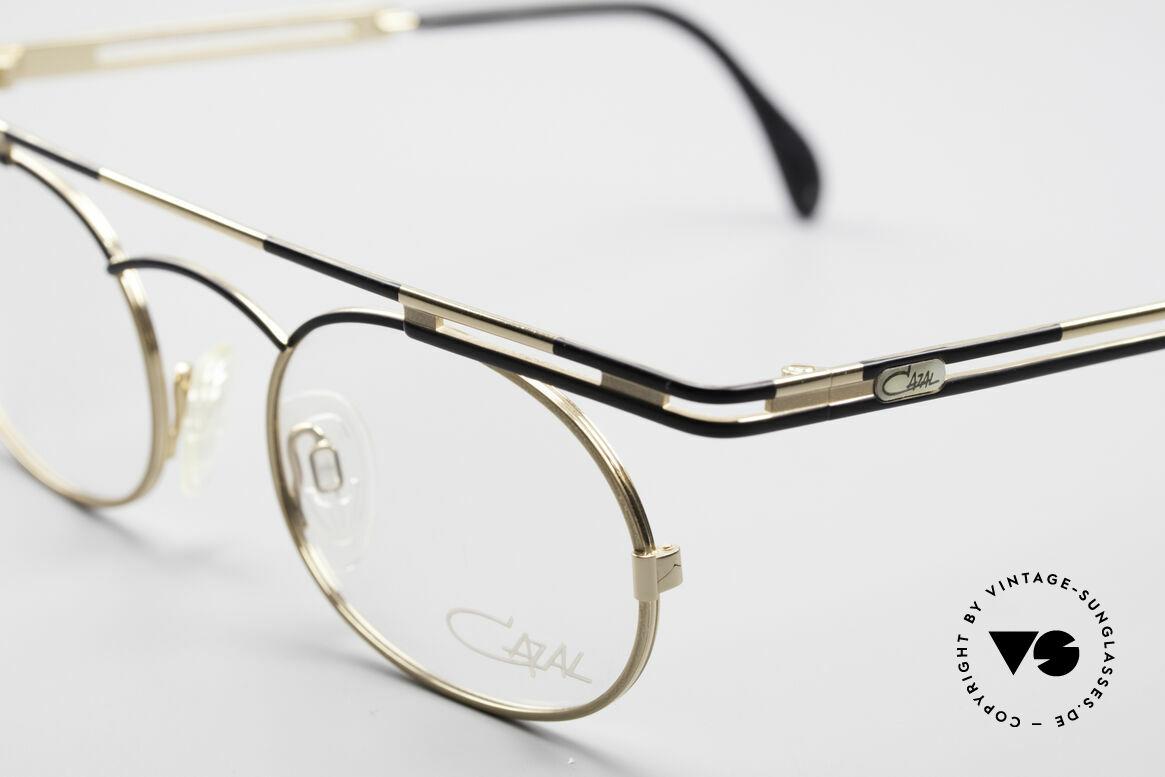 Cazal 761 Vintage Brille KEINE Retrobrille, ungetragen; wie all unsere 90er Designerbrillen, Passend für Herren und Damen