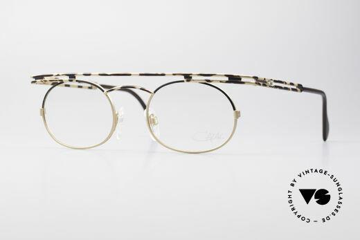 Cazal 761 KEINE Retrobrille Vintage Brille Details
