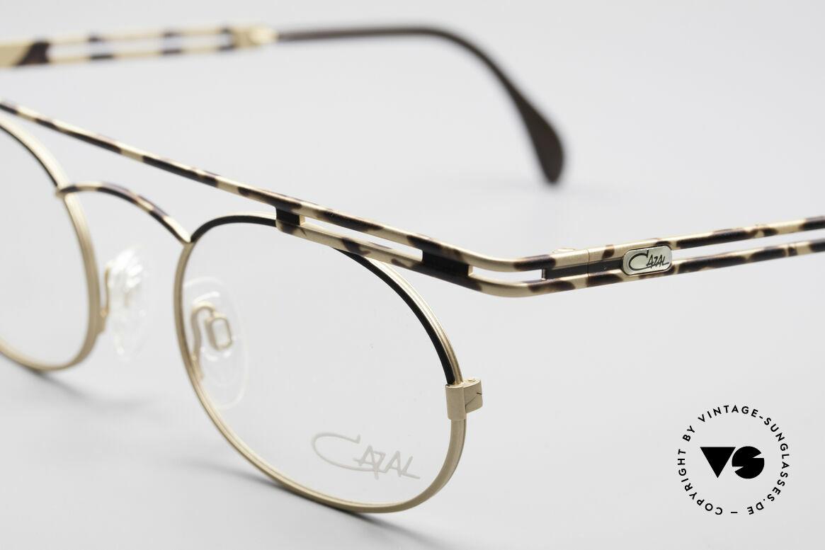 Cazal 761 KEINE Retrobrille Vintage Brille, ungetragen; wie all unsere 90er Designerbrillen, Passend für Herren und Damen