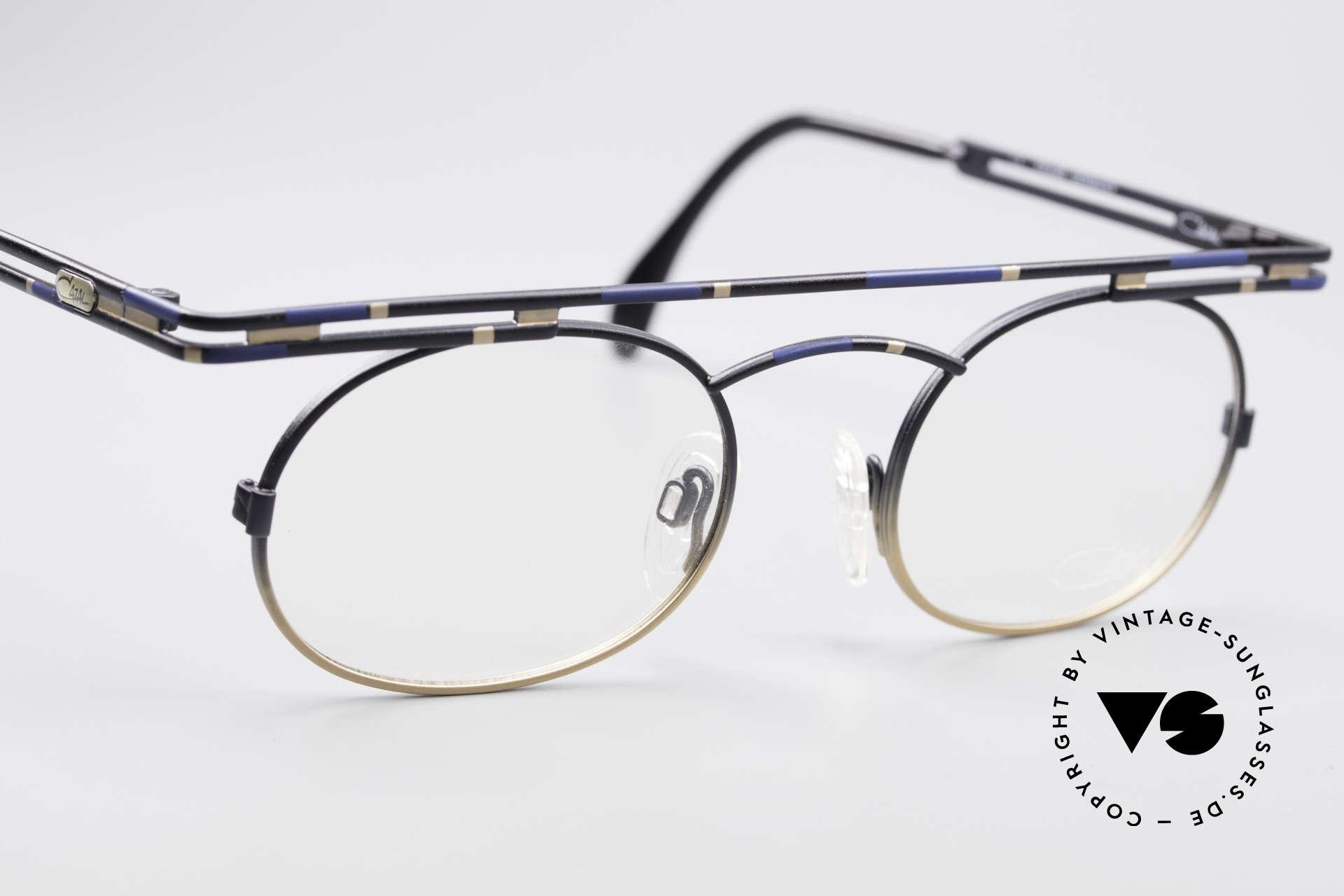 Cazal 761 Echte Vintage Brille KEIN Retro, KEINE RETRObrille; eine echte VINTAGE Brille, Passend für Herren und Damen