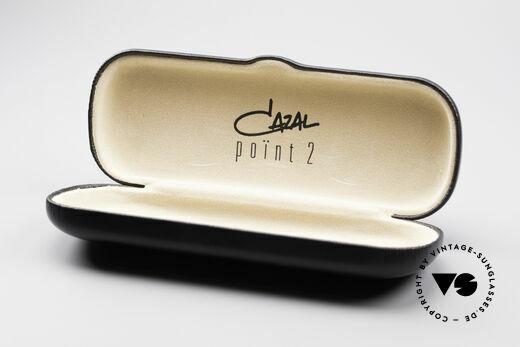 Cazal 1114 - Point 2 Runde Ovale Vintage Brille, ungetragen (wie alle unsere Cazal Brillenfassungen), Passend für Herren und Damen