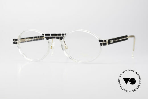 Cazal 510 Crystal Limited Edition Brille Details