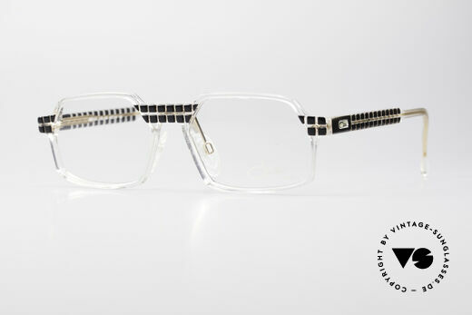 Cazal 511 Crystal Limited Edition Brille Details