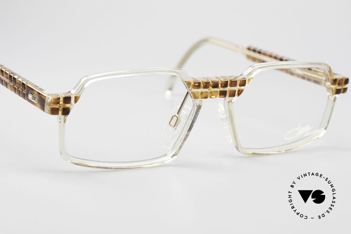 Cazal 511 Crystal Limited Edition Cazal, ungetragen (wie alle unsere vintage CAZAL Brillen), Passend für Herren und Damen
