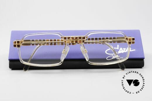 Cazal 511 Crystal Limited Edition Cazal, DEMOgläser können durch optische ersetzt werden, Passend für Herren und Damen