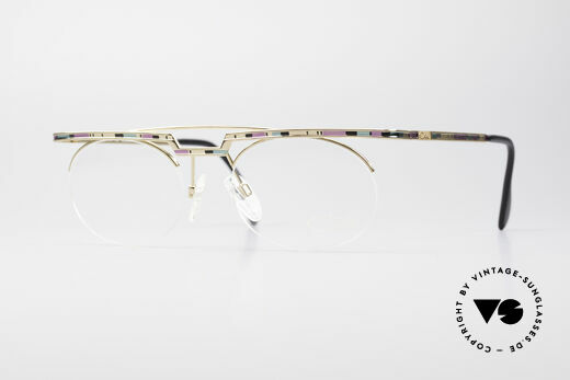 Cazal 758 Original Brille No Retrobrille Details