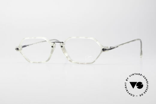 Cazal 1302 - Point 2 Original 90er Brillenfassung Details