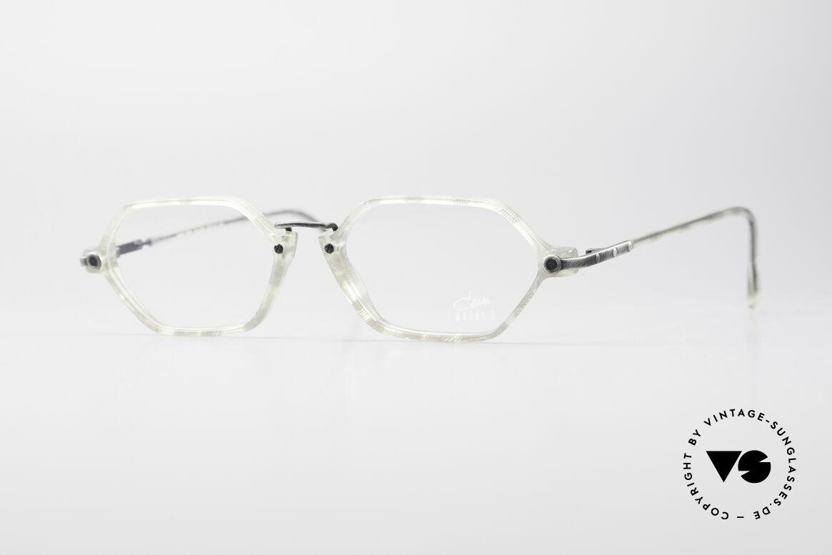 Cazal 1302 - Point 2 Original 90er Brillenfassung
