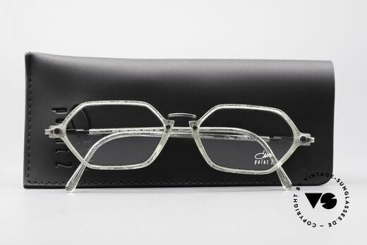 Cazal 1302 - Point 2 Original 90er Brillenfassung, ungetragen (wie all unsere vintage Cazal Fassungen), Passend für Herren und Damen