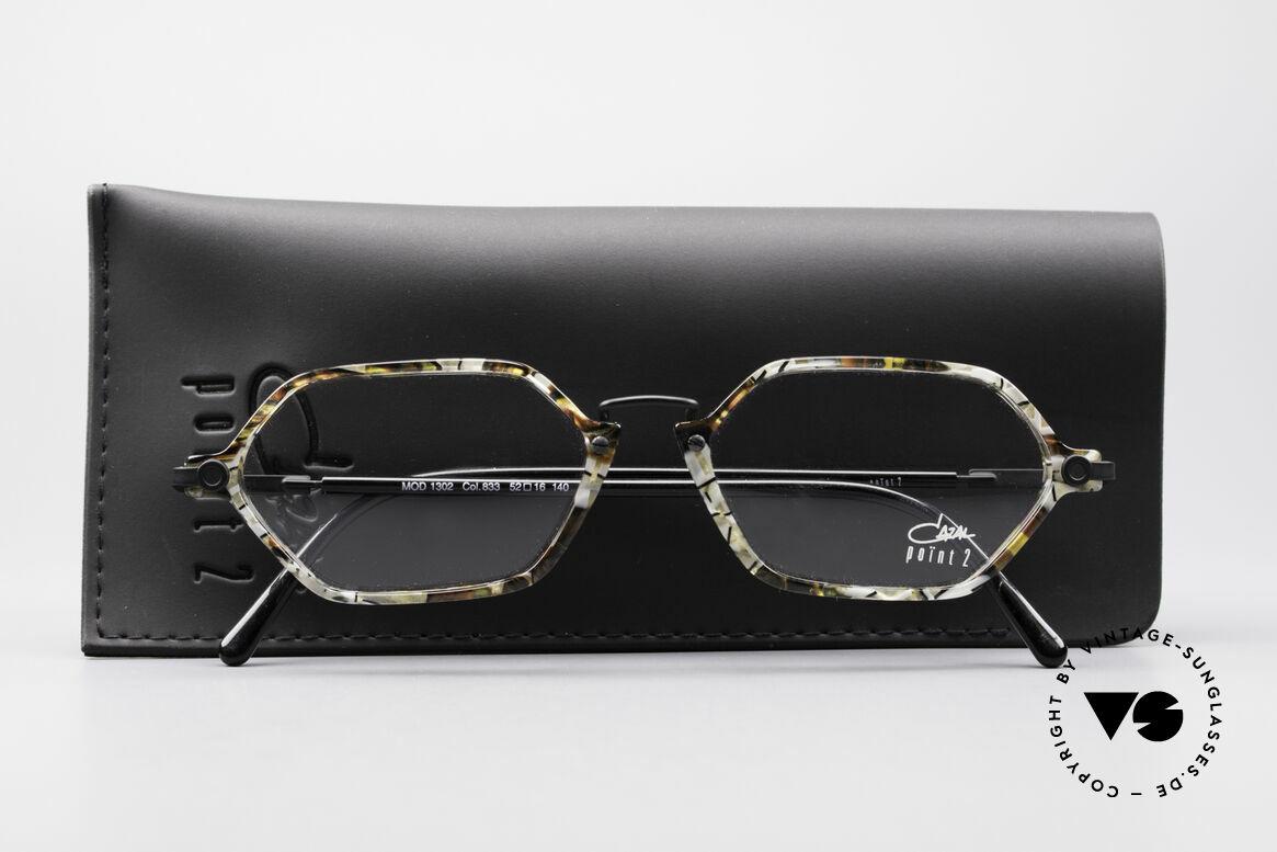 Cazal 1302 - Point 2 Original 90er Designer-Brille