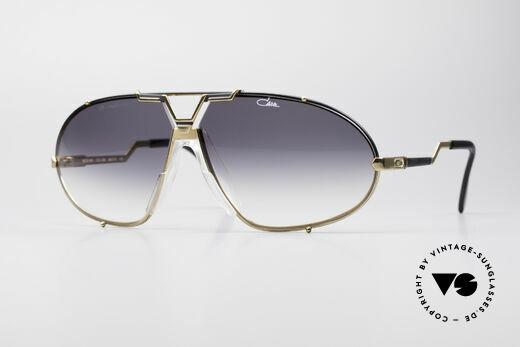 Cazal 906 90er Jahre Filmsonnenbrille Details