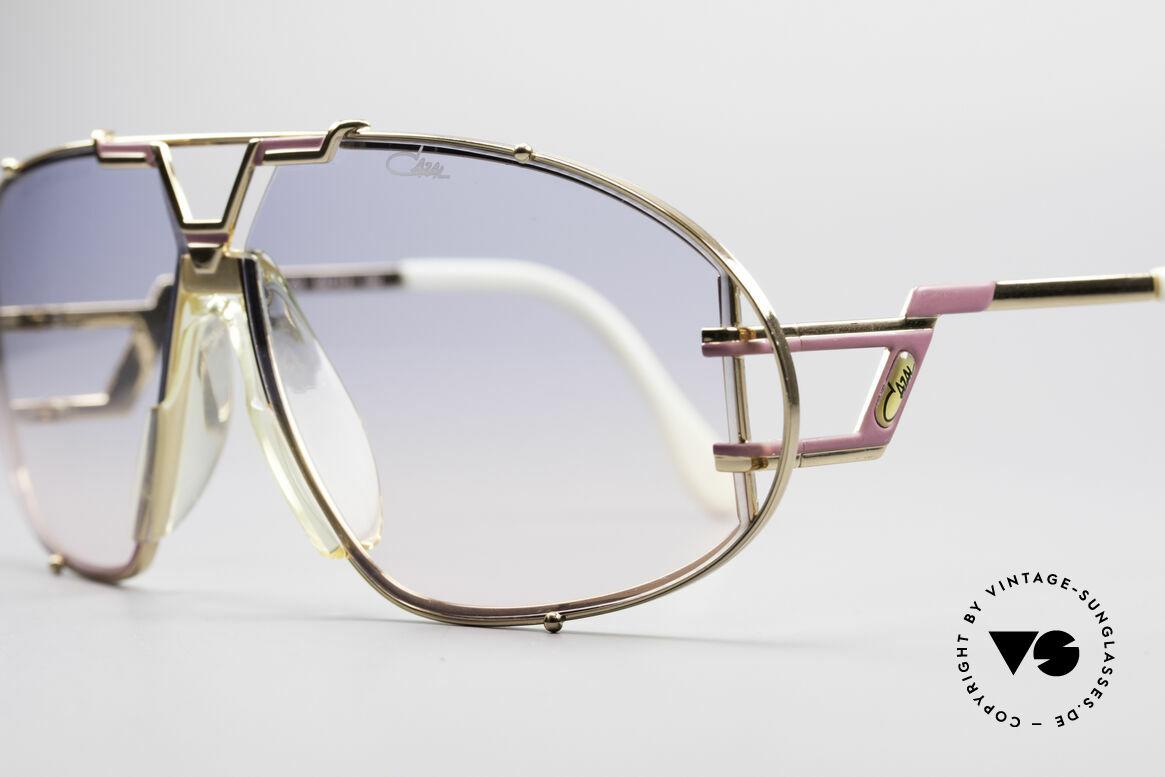 Cazal 907 Jay-Z Beyoncé Sonnenbrille, ungetragenes Original (wie all unsere vintage Cazals), Passend für Herren und Damen