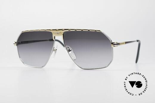 Longines 0152 Titanium 80er Sonnenbrille Details
