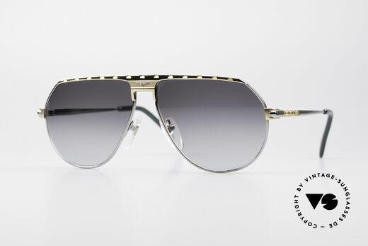Longines 0151 80er Titanium Sonnenbrille Details