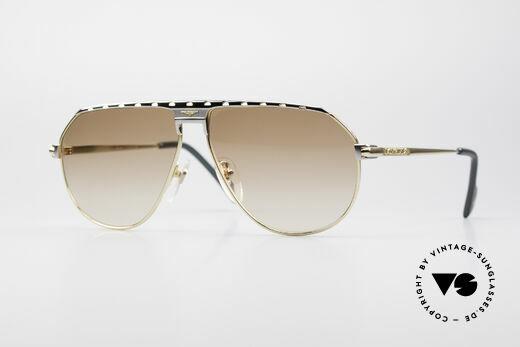 Longines 0151 Large Titanium Sonnenbrille Details