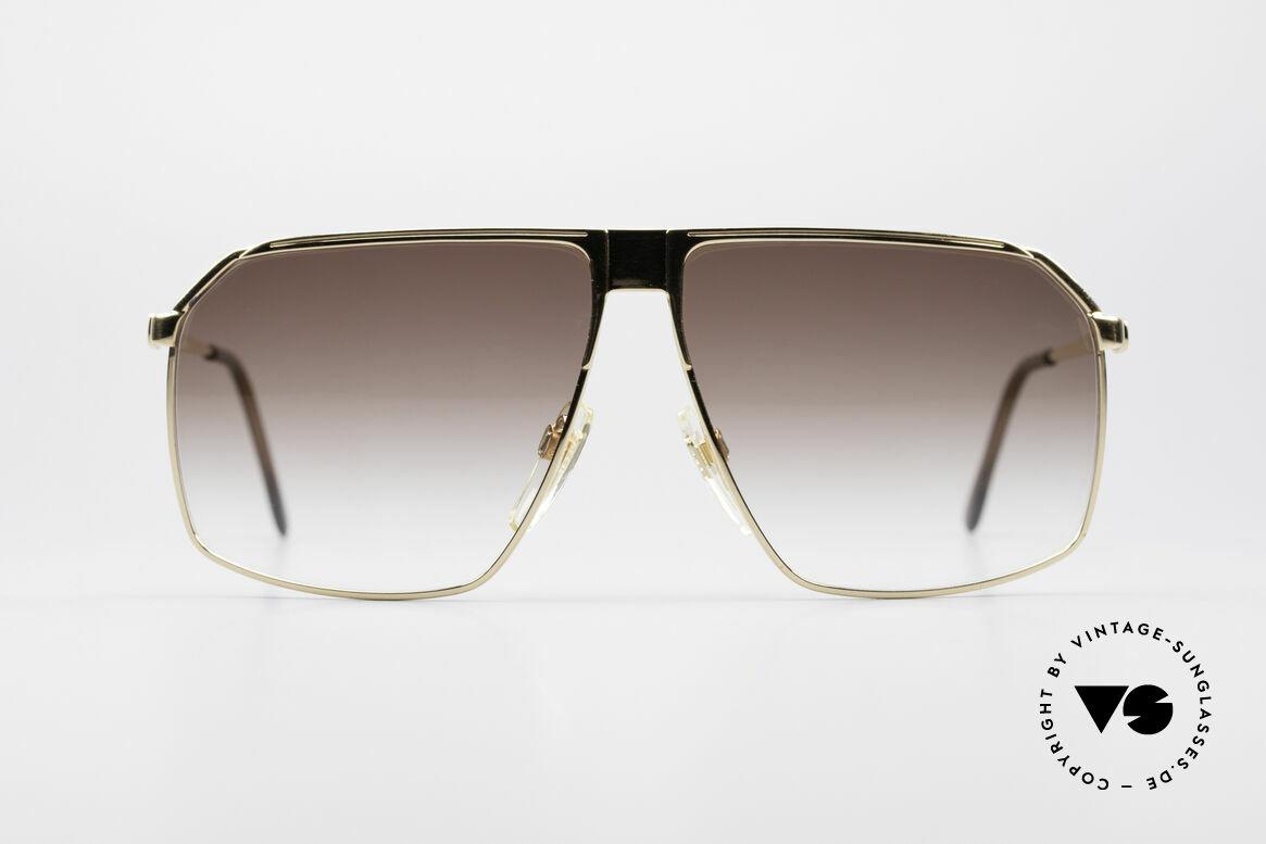Gucci GG41 22Kt Vergoldete Sonnenbrille