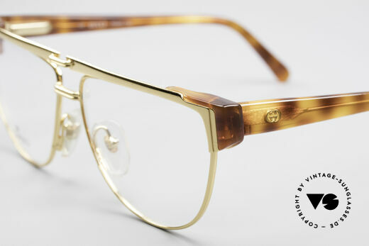 Gucci 2320 Designer Luxusbrille 80er