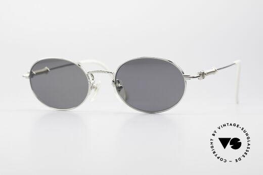 Jean Paul Gaultier 55-6101 Ovale Brille Polarisierend Details