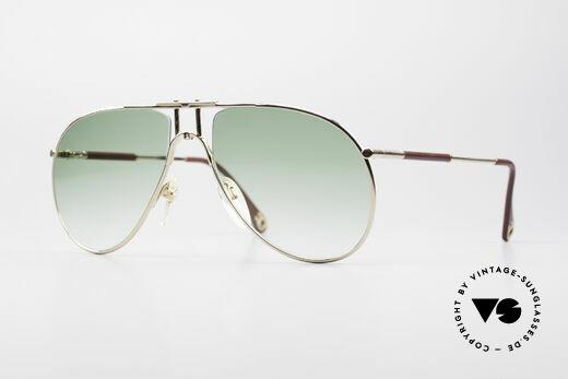 Aigner EA3 Echte 80er Vintage Sonnenbrille Details