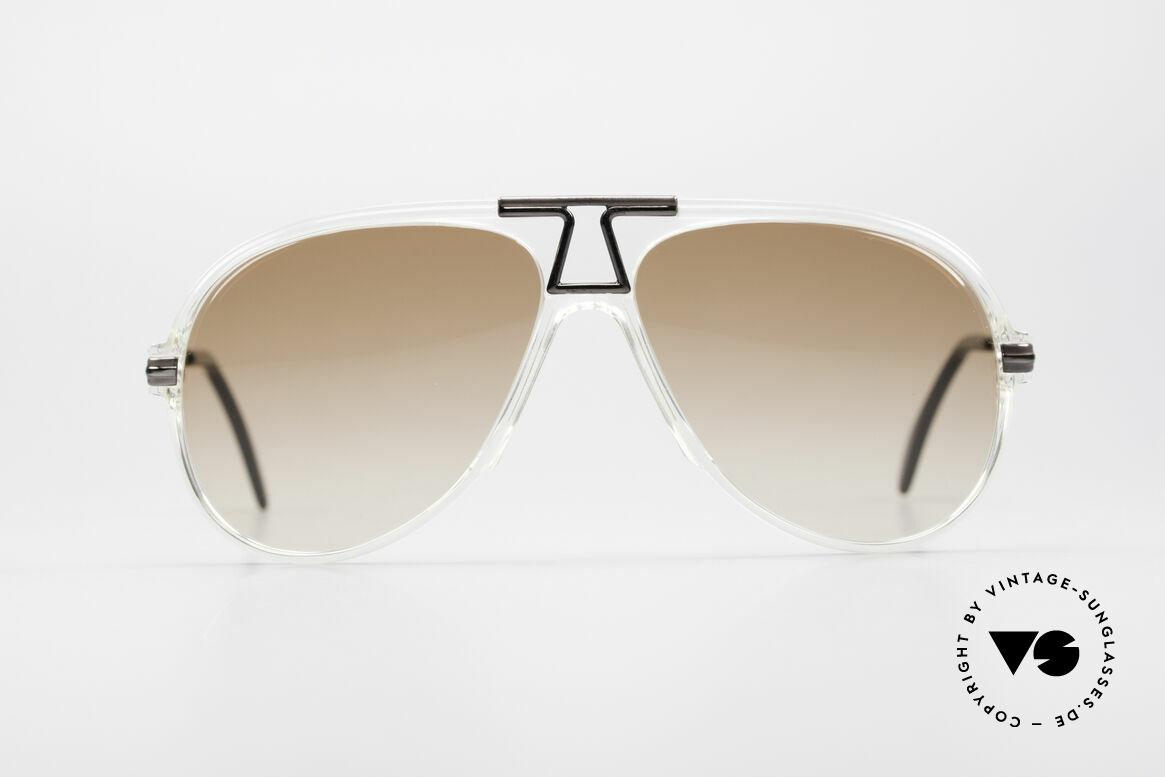 Cazal 622 Vintage Piloten Sonnenbrille, ein kostbares Original von 1984 (Frame W. Germany), Passend für Herren