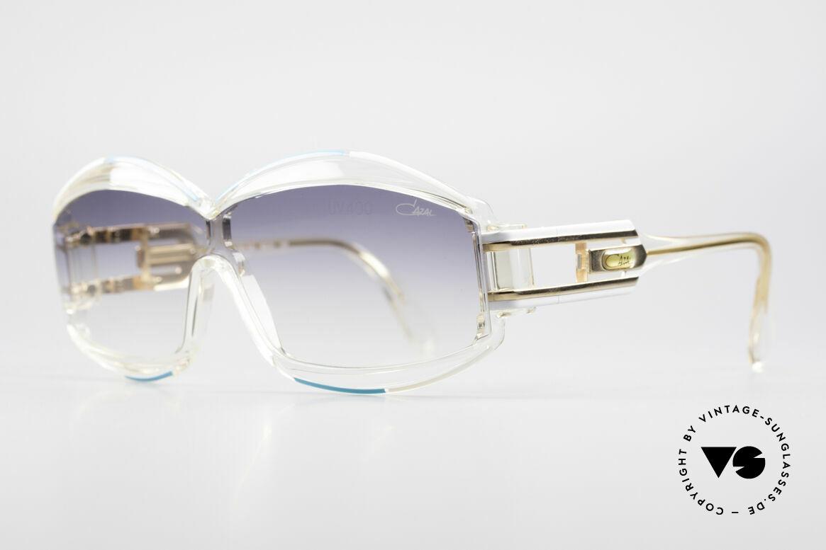 Cazal 857 Echt 80er HipHop Sonnenbrille