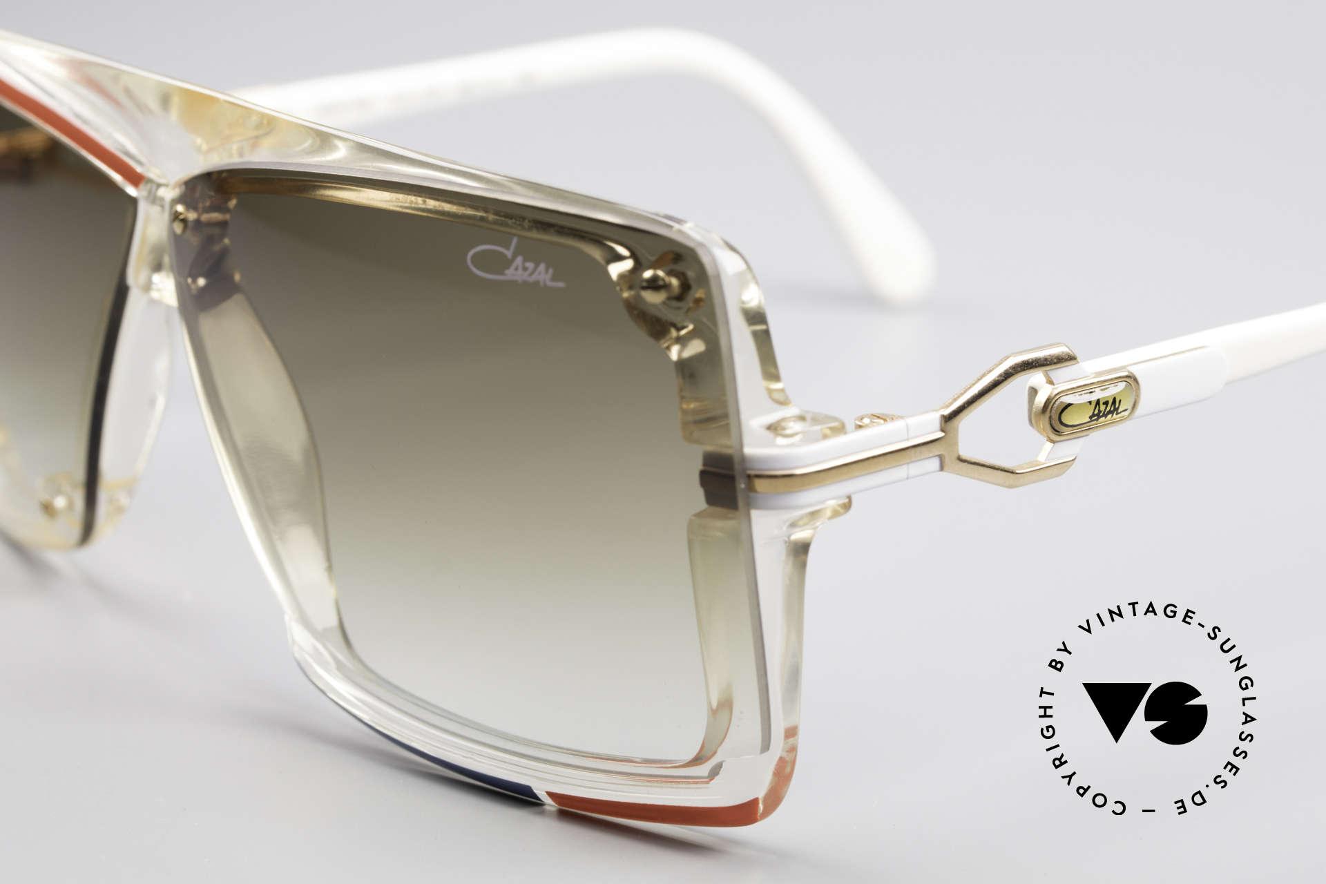Cazal 859 West Germany Cazal Brille, ungetragen (wie all unsere CAZAL Sonnenbrillen), Passend für Herren und Damen