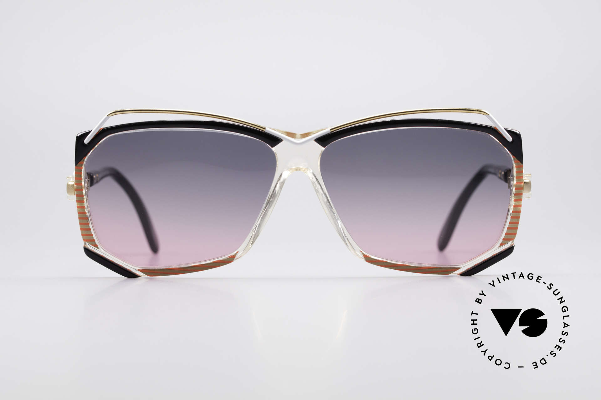 Neupreis letzte Auswahl retro Cazal 188 Vintage Sonnenbrille Damen