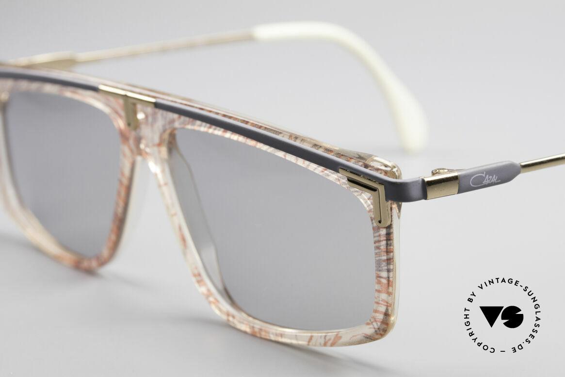 Cazal 190 80er Hip Hop Sonnenbrille, ungetragen (wie alle unsere seltenen vintage Cazals), Passend für Herren und Damen