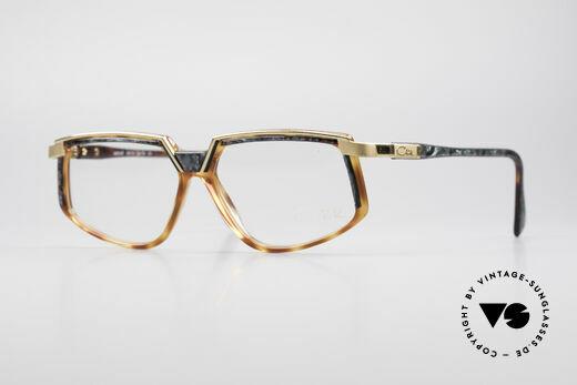 Cazal 337 Vintage Brille No Retro Cazal Details
