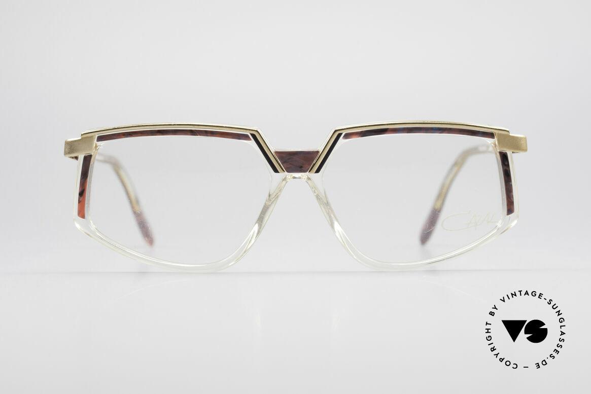 Cazal 337 Vintage Cazal No Retro Brille, Designer-Brille vom großartigen CAri ZALloni; CAZAL, Passend für Damen