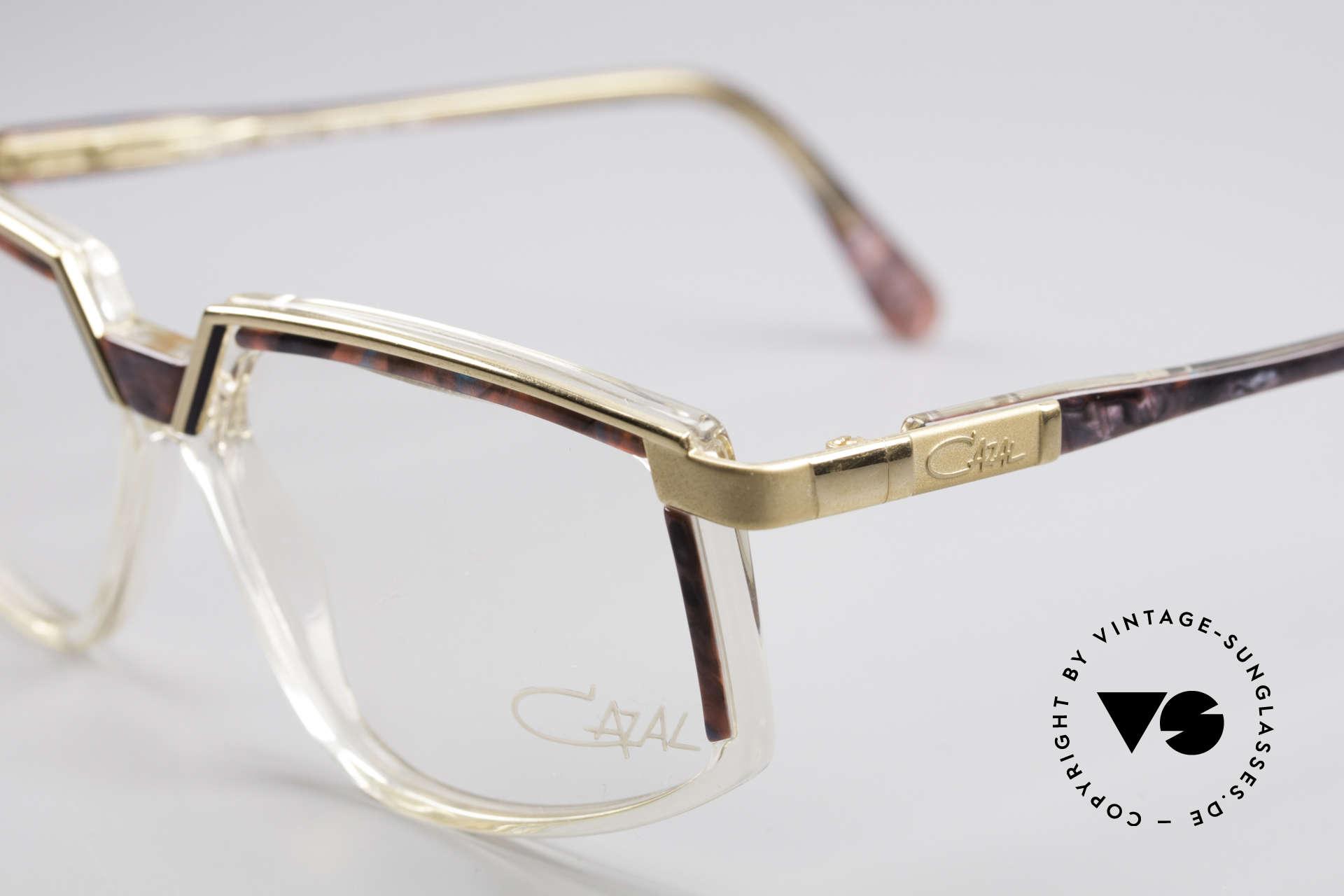 Cazal 337 Vintage Cazal No Retro Brille, ungetragen (wie alle unsere Cazal Brillenfassungen), Passend für Damen